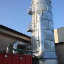 Silos per segatura mulino elettrico per cereali for Centro arredamento osnago
