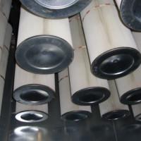 Cartucce filtranti di varie dimensioni e mezzo filtrante