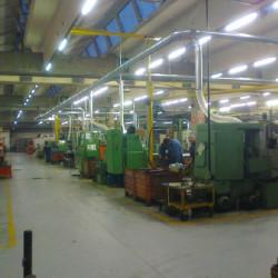 Impianto di aspirazione nebbie oleose da lavorazioni meccaniche macchine utensili