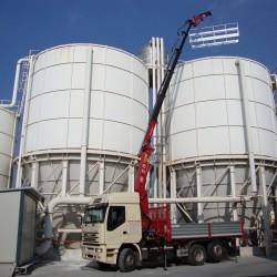 installazione silos impianti aspirazione padova